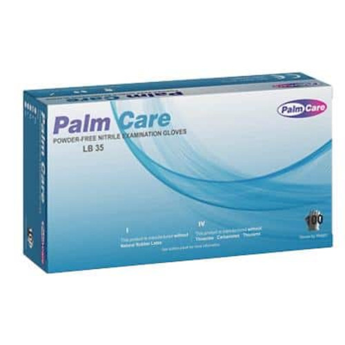 PalmCare Nitrile Gloves Case of 1000